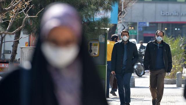 İran'da koronavirüsten ölenlerin sayısı 2 bin 640'a yükseldi