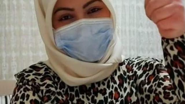 Koronavirüse yakalanan İlknur hemşireden güzel haber