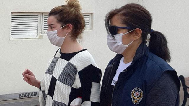 Ali Ağaoğlu'nun eski sevgilisi gözaltına alındı