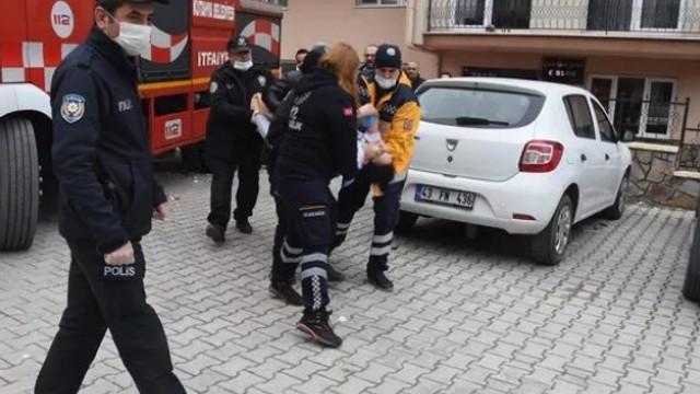 Koronavirüsten korkan kadın intihar etti