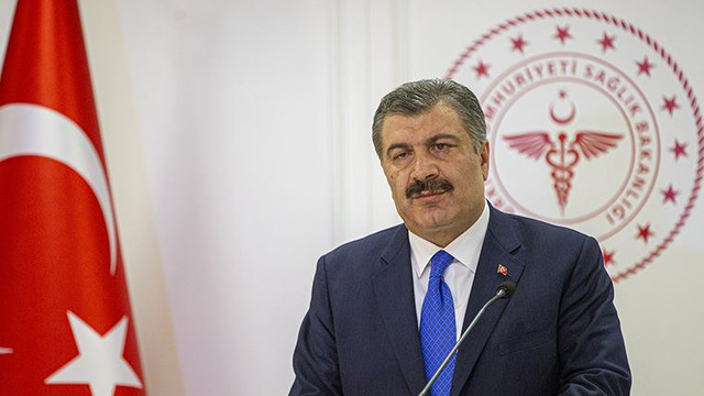 Sağlık Bakanı Koca'dan vatandaşlara çağrı !