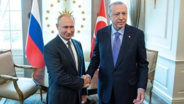 Erdoğan-Putin zirvesine saatler kala Rusya'dan açıklama