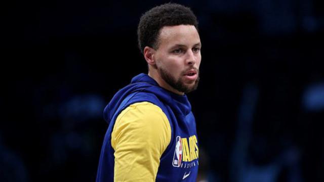 NBA'de Stephen Curry sahalara geri dönüyor