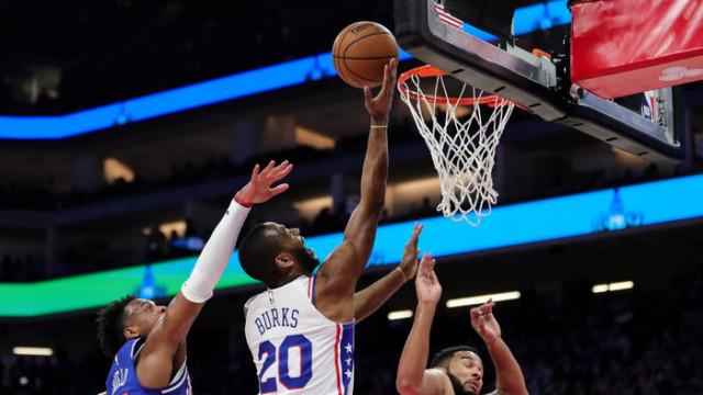 Sacramento Kings 108-125 Philadelphia 76ers (Furkan Korkmaz 7 sayı attı)