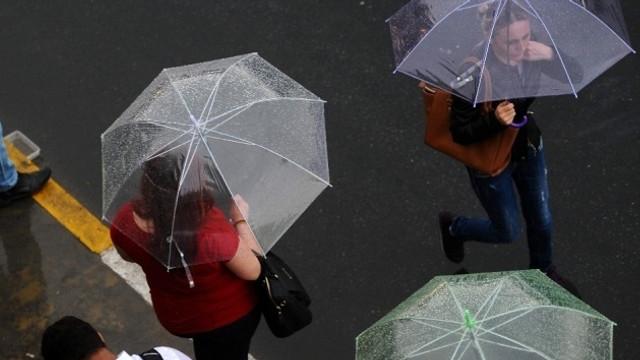 Yağışlar ne zaman bitecek ? İşte 5 günlük hava tahmin haritaları