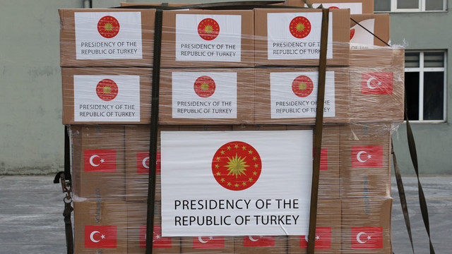 İYİ Partili Ümit Özdağ: ''Bu yardımı kim yapıyor, Erdoğan mı, Türkiye mi ?