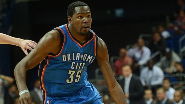 Kevin Durant kimdir? Kevin Durant Afyon Belediyespor'da mı?