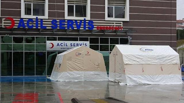Türkiye'de koronavirüs tanısı hastanelerden dışarı taşındı