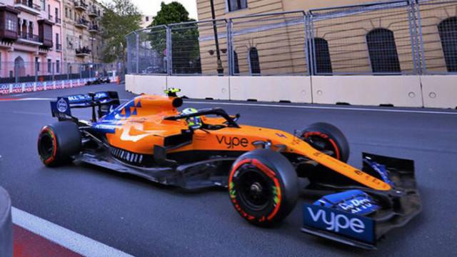 McLaren, sürücüleri Norris ve Sainz'ın maaşlarında kesintiye gitti