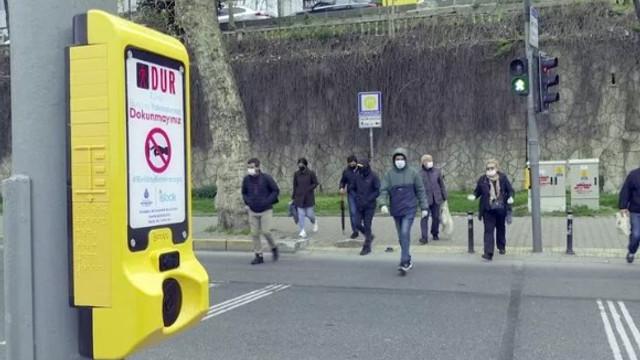 İBB'den koronavirüsle mücadelede yeni adım !