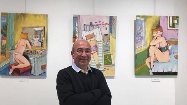 Türkiye'nin ünlü karikatüristi hayatını kaybetti!