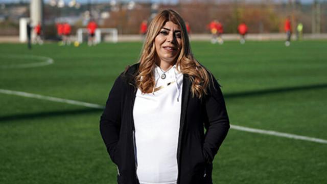 Berna Gözbaşı: Kulüp düşecek diye bırakıp gidecek değiliz