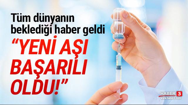 Koronavirüs aşısı fareler üzerinde başarılı oldu