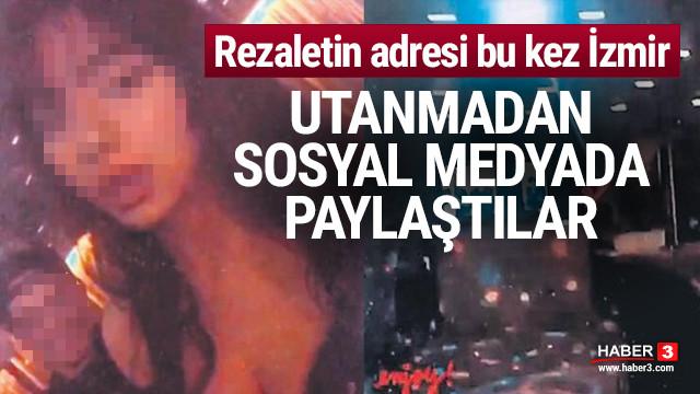 İzmir'de parti düzenlenen otele polis baskını