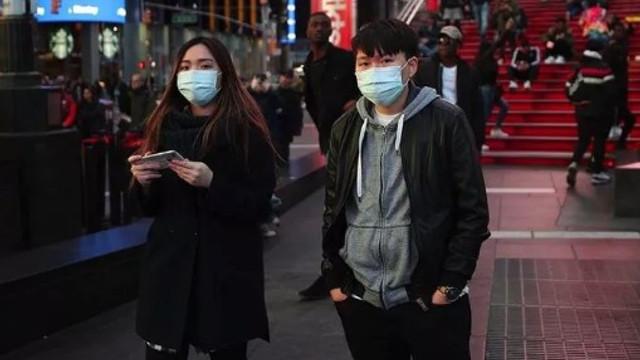 ABD'de koronavirüsten 921 kişi öldü !