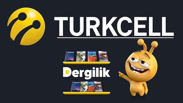 Turkcell Dergilik okuyucu sayısını ikiye katladı