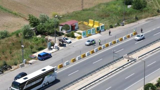 Çanakkale'ye minibüs ve otobüs girişleri yasaklandı