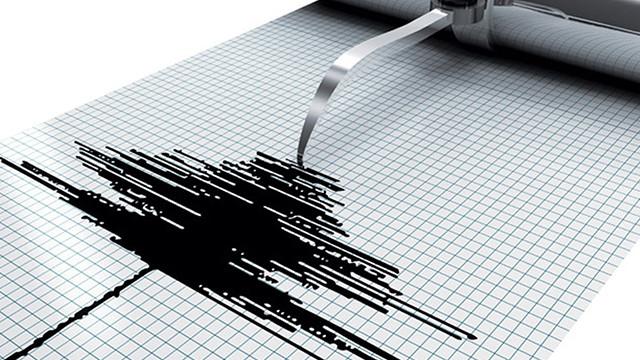 Hatay açıklarında korkutan deprem