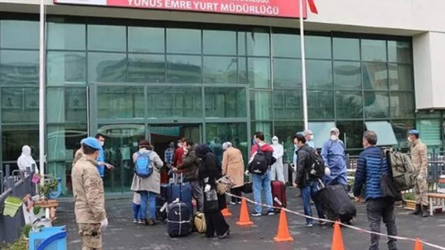 İşte Türkiye'de öğrenci yurtlarında karantina altındaki kişi sayısı