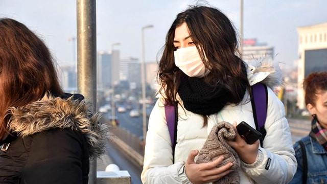 Koronavirüs maskelerin üzerinde 7 gün yaşıyor!
