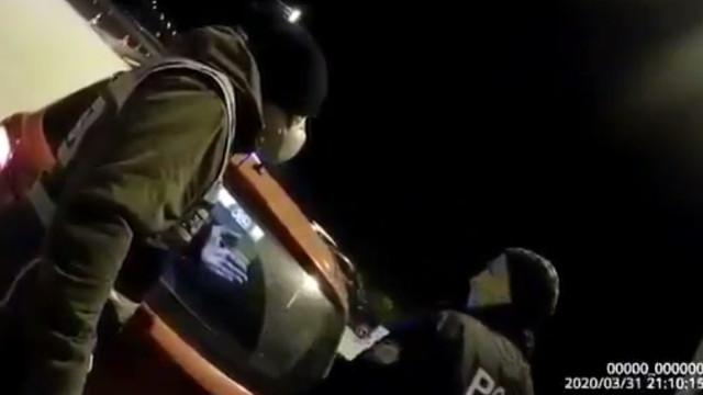 Trafik polisine ''Senin ederin kaç para'' diyen yarbay hakkında suç duyurusu