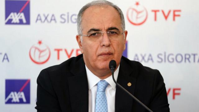 Mehmet Akif Üstündağ: FIVB'nin kararından sonra liglerin durumu belli olacak