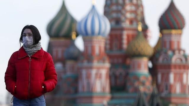 Rusya'da 10 bin koronavirüs vakası daha