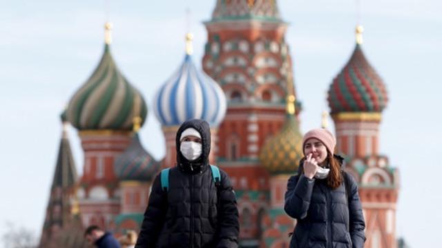 Rusya'da günlük vaka sayısı 10 binin altına düştü
