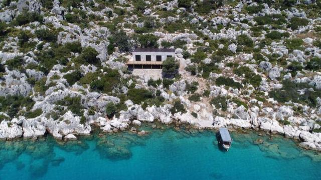 Bunu da gördük! Antalya'da 48 saatte kaçak villa yaptılar | Güncel