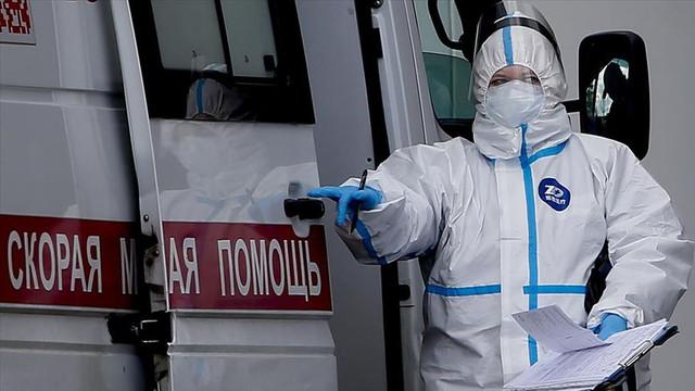 Rusya'da korkunç tablo! Vaka sayısı 262 bini geçti