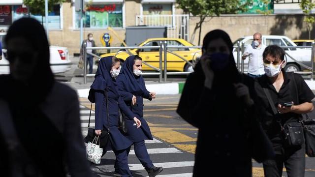 İran'da vaka sayısında dikkat çeken artış