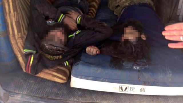 Esad rejimi İdlib'i vurdu! Ölü ve yaralılar var