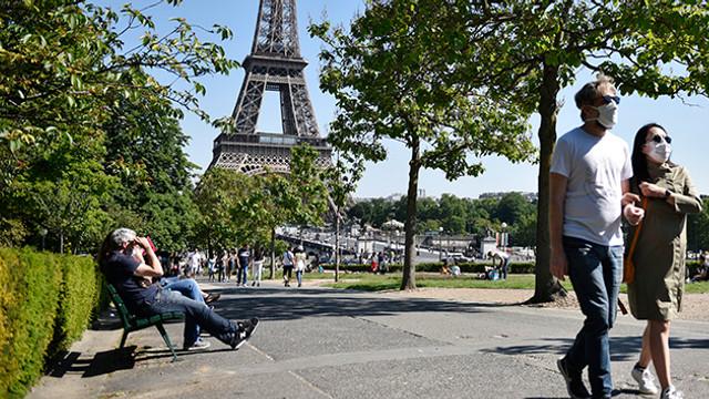 Fransa'da kabus gibi pazar: 24 saatte 483 ölüm!