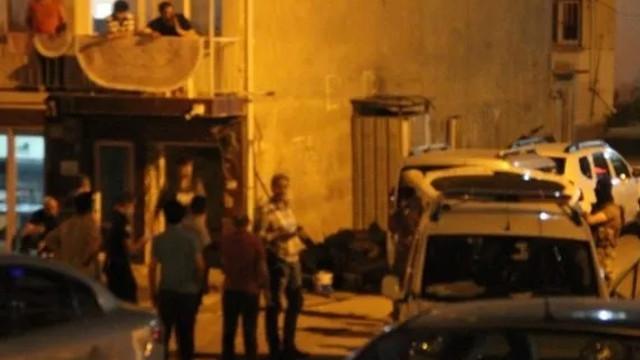 İzmir'de dehşet gecesi! 3 saatte ikna olabildi