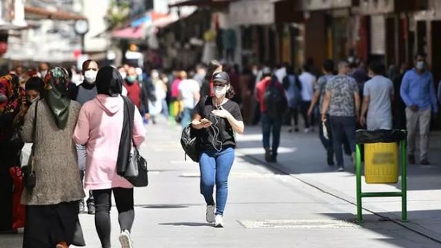 Maskesiz sokağa çıkmanın yasaklandığı il 27'ye yükseldi