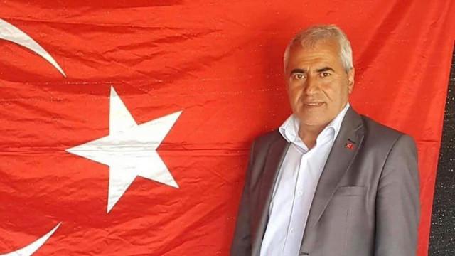 MHP Domaniç İlçe Başkanı Türkmen hayatını kaybetti