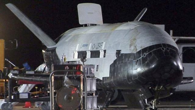 ABD'nin ''sır uçağı'' uzaya gönderildi