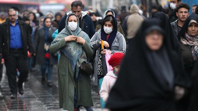 İran'da koronavirüs ölümleri 7 bini aştı