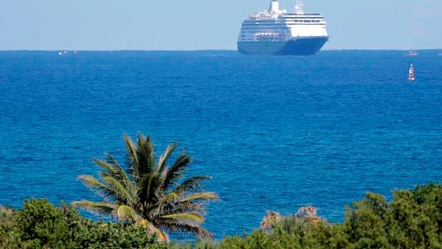 Cruise gemileri rotayı Akdeniz'e çevirdi