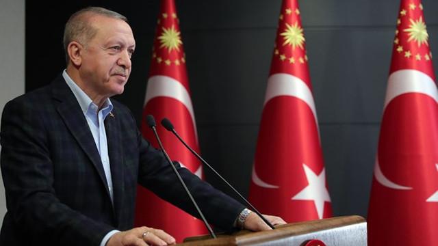 Erdoğan gençlere seslendi: Sokak terörüne asla müsade etmeyeceğiz