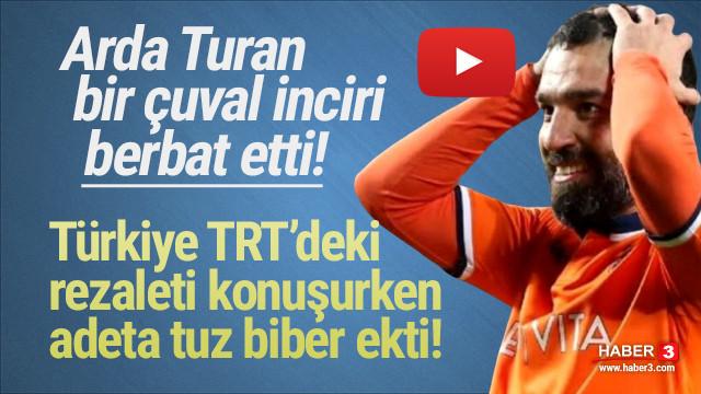 Arda Turan bayramları birbirine kattı!