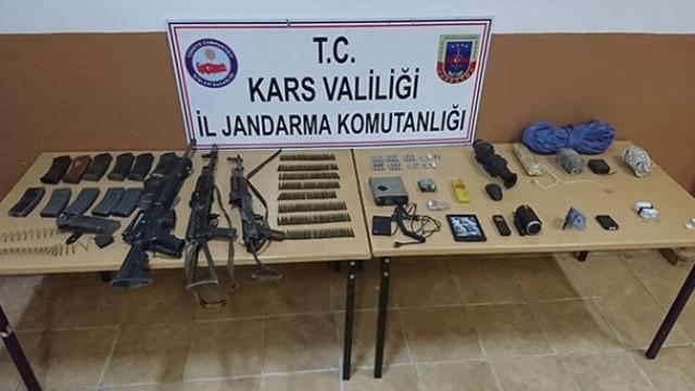 3 PKK'lı terörist ölü olarak ele geçirildi