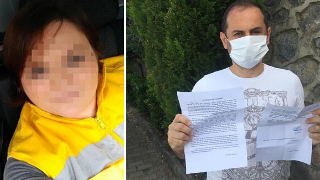 Sağlık çalışanının yüzüne tükürdüğü komşusu koronavirüse yakalandı