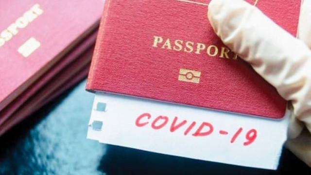 Tatil için ''sağlık pasaportu şartı'' geliyor!