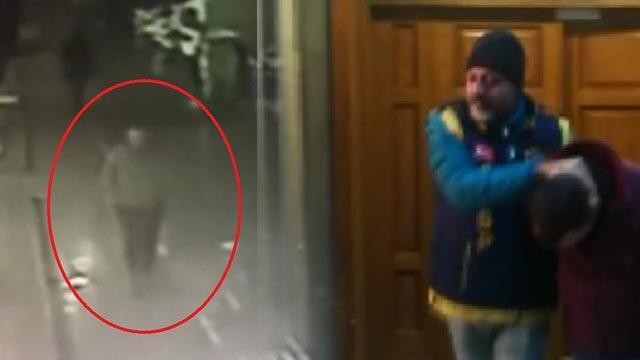 Ankara'da ''Hayalet'' lakaplı hırsız yakalandı