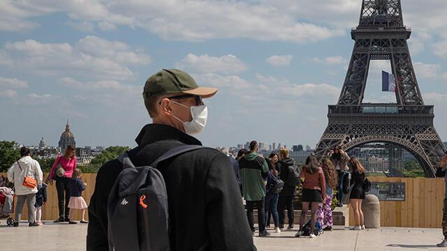 Fransa'da koronavirüsten ölenlerin sayısı 28 bin 132'e yükseldi