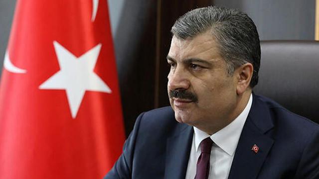 Sağlık Bakanı Koca'dan ''MFÖ'' paylaşımı