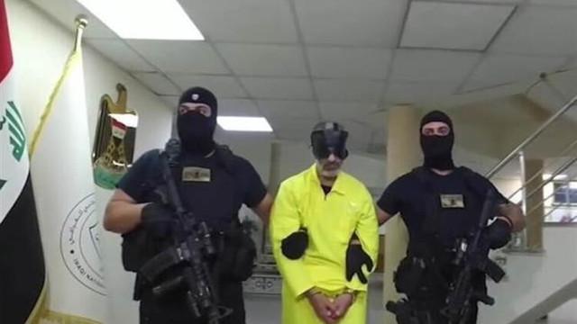 IŞİD elebaşı Bağdadi'nin halefi yakalandı