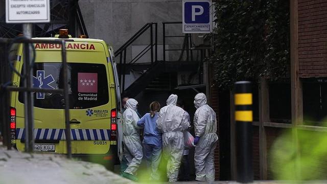 İspanya'da koronavirüsten ölenlerin sayısı 28 bine yaklaştı