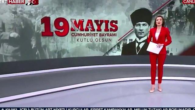 TRT'nin 19 Mayıs skandalında 14 kişi görevden uzaklaştırıldı